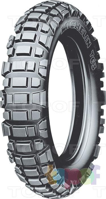 Шины Michelin T63. Задние шины