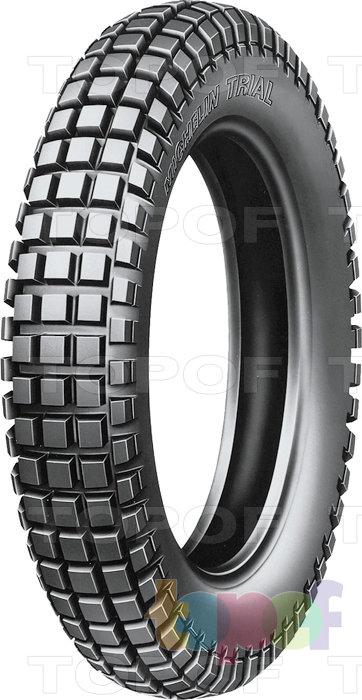 Шины Michelin Trial Light. Передние шины