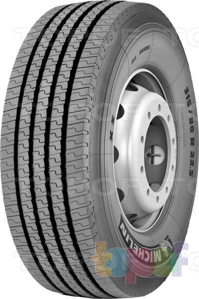 Шины Michelin X All Roads. XZ - шина для рулевой оси