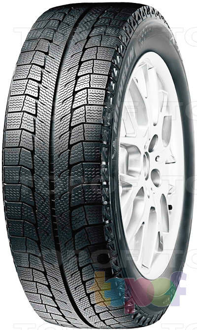 Шины Michelin X-Ice 2