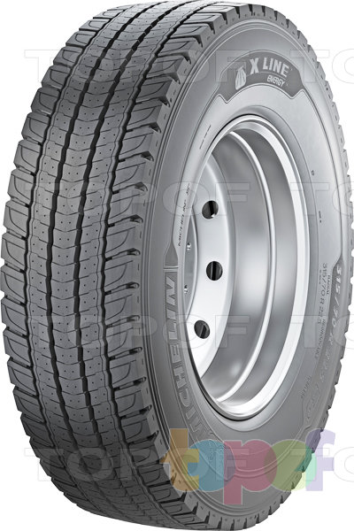 Шины Michelin X Line Energy D