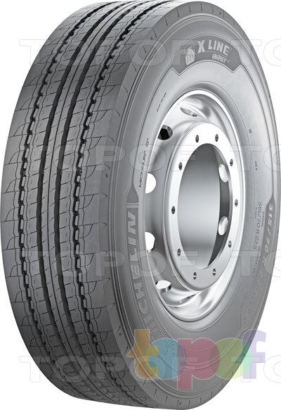 Шины Michelin X Line Energy F. Грузовая шина для передней оси