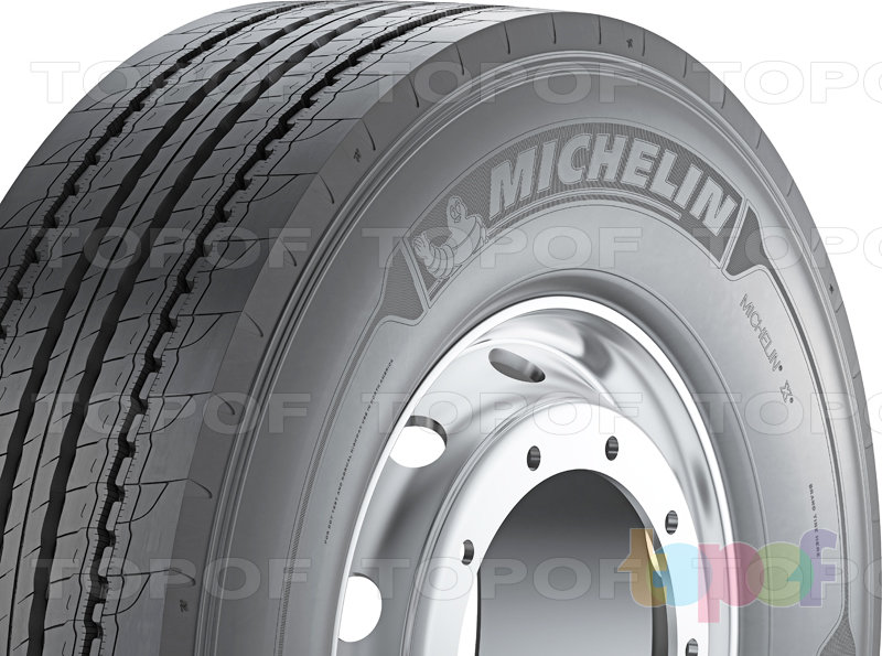 Шины Michelin X Line Energy F. Изображение модели #4