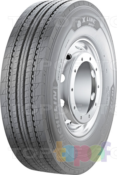 Шины Michelin X Line Energy Z