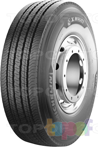 Шины Michelin X Multi F