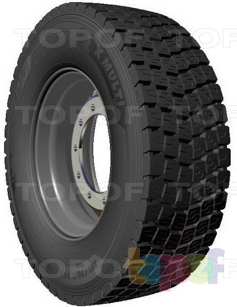 Шины Michelin X Multi HD D. Изображение модели #1