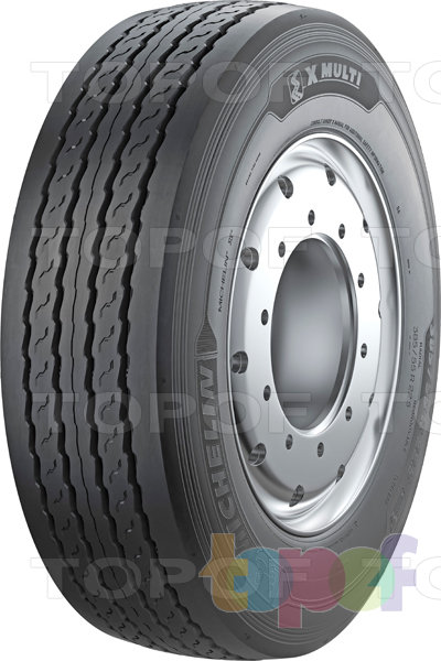 Шины Michelin X Multi T