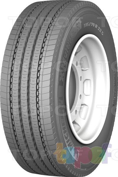 Шины Michelin X MultiWay 3D XZ. Дорожная шина для грузового автомобиля
