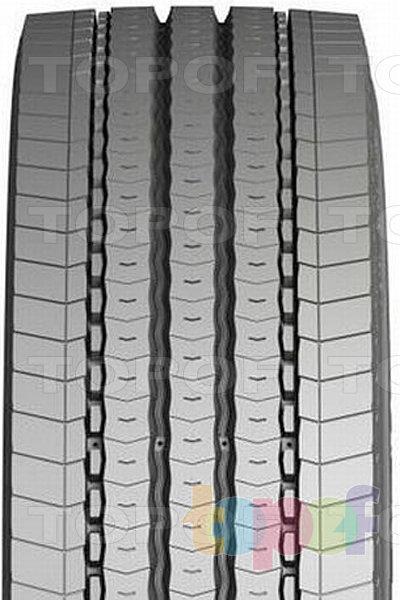Шины Michelin X MultiWay 3D XZ. Направленный рисунок протектора