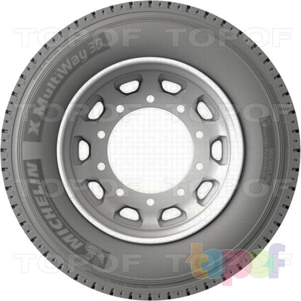 Всесезонные Шины Michelin X MultiWay 3D XZ - шины на TOPOF.ru