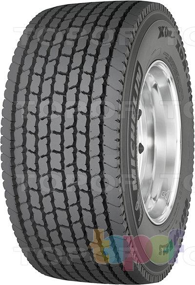 Шины Michelin X One XDA HT. Грузовая шина для ведущей оси