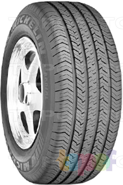 Шины Michelin X-Radial DT