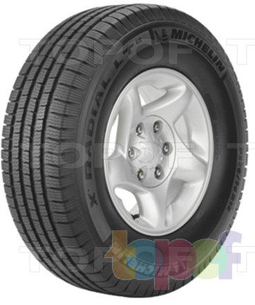 Шины Michelin X-RADIAL LT2. Всесезонная шина для внедорожника