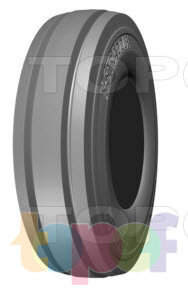 Шины Michelin X-Straddle. Изображение модели #1