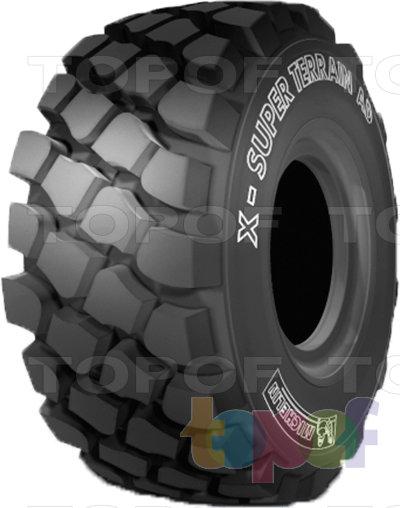 Шины Michelin X-Super Terrain +. Общий вид модели