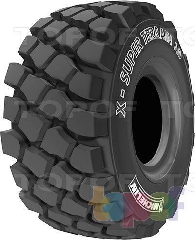 Шины Michelin X-Super Terrain AD. Грязевая шина для с/х шин