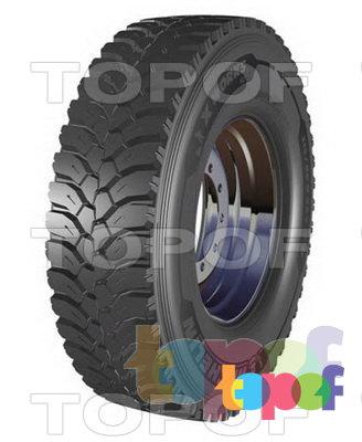 Шины Michelin X Works HD D. Изображение модели #1
