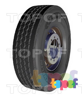 Шины Michelin X Works HD Z. Изображение модели #1