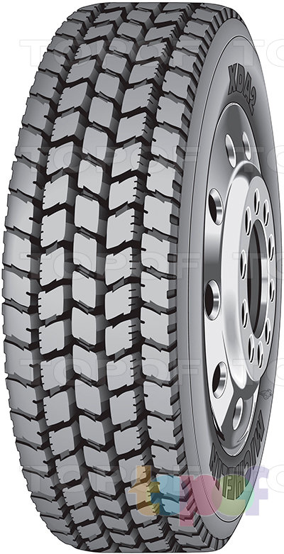 Шины Michelin XDA2 Energy