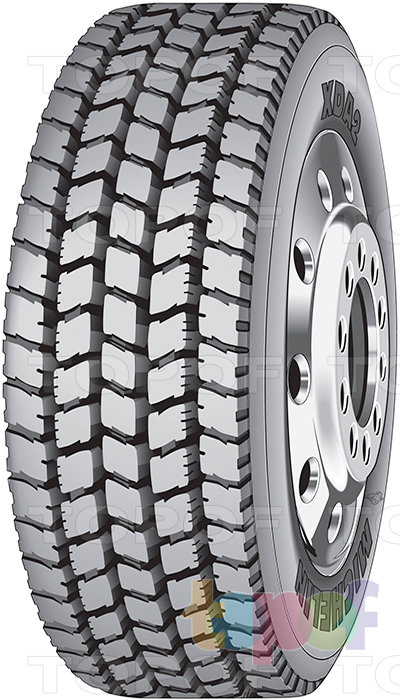 Шины Michelin XDA2 Plus Energy