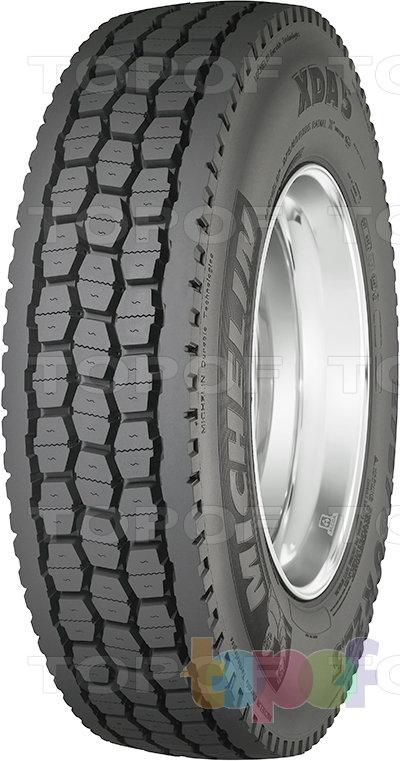 Шины Michelin XDA5. Грузовая шина для рулевой оси