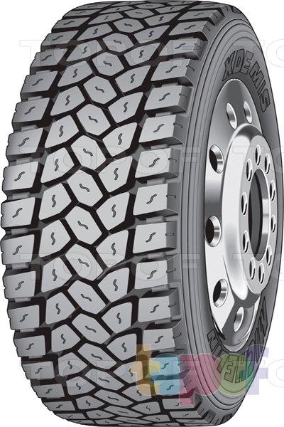 Michelin XDA MS
