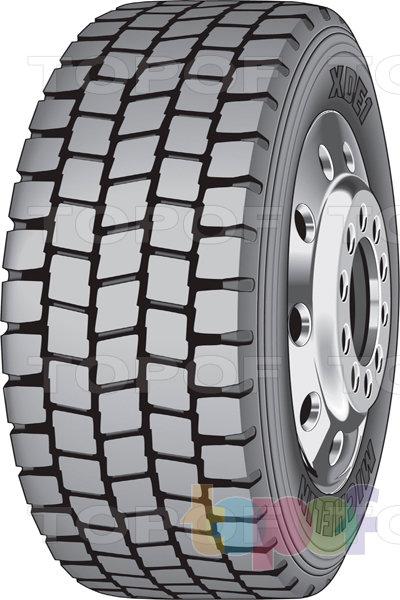 Шины Michelin XDE1