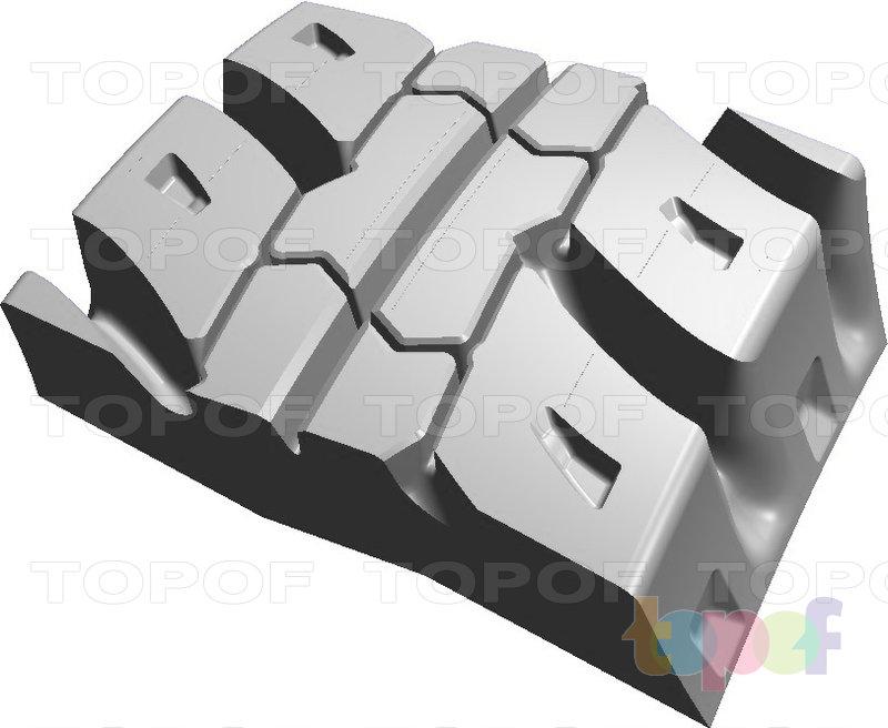 Шины Michelin XDR2. Изображение модели #3
