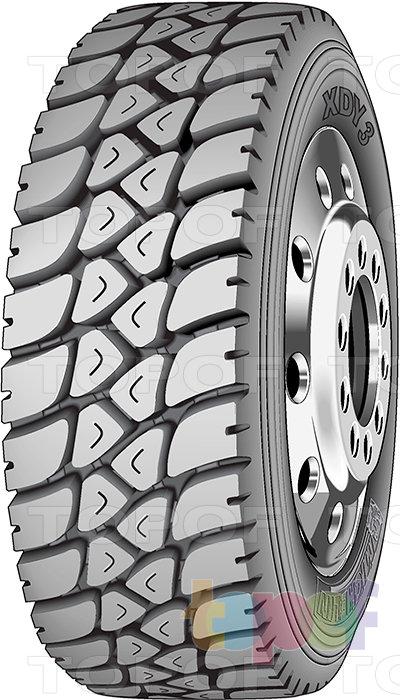 Шины Michelin XDY3