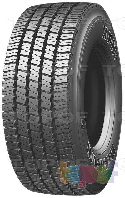 Шины Michelin XFN+. Грузовая шина для рулевой оси