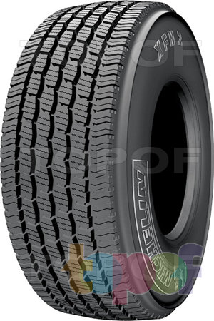Шины Michelin XFN2 Antisplash