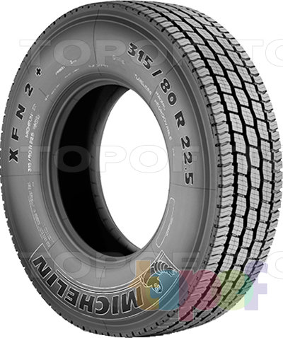Шины Michelin XFN2 Plus