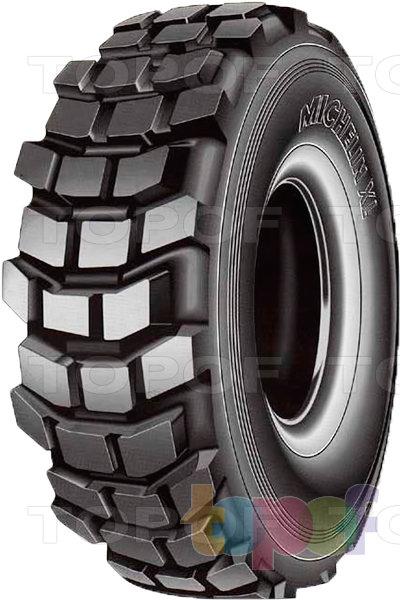 Шины Michelin XL. Грузовая шина повышенной проходимости