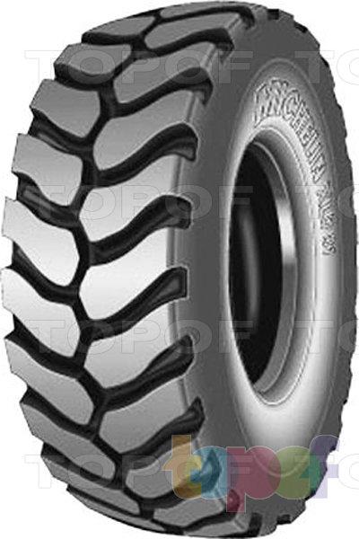Шины Michelin XLDD2A. XLD D1A