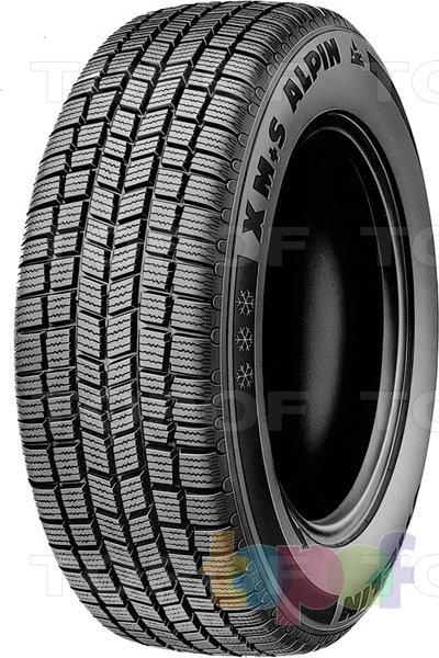 Шины Michelin XM+S Alpin. Зимняя нешипуемая шина для легкового автомобиля