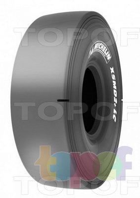 Шины Michelin XSM D2+ LC. Изображение модели #1