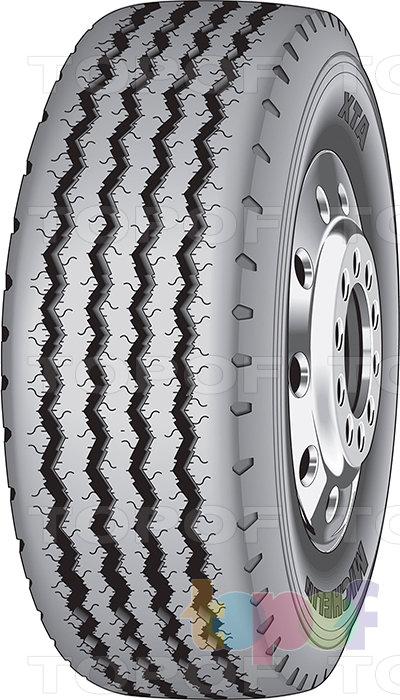 Шины Michelin XTA. Изображение модели #1