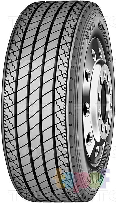 Шины Michelin XTA Energy