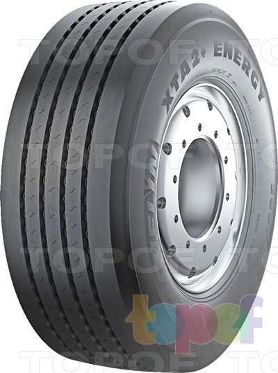 Шины Michelin XTA2 Energy / XTA 2+ Energy