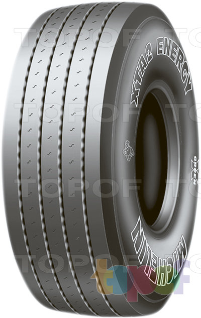 Шины Michelin XTA2 Energy / XTA 2+ Energy. Изображение модели #1