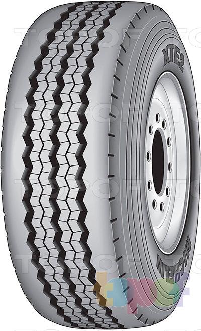 Шины Michelin XTE2