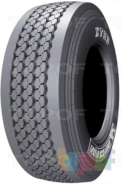 Шины Michelin XTE3