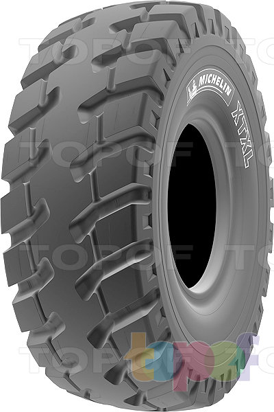 Шины Michelin XTXL. Изображение модели #1