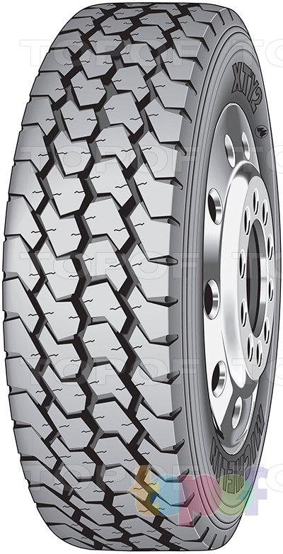 Шины Michelin XTY2. Универсальная шина для оси прицепа