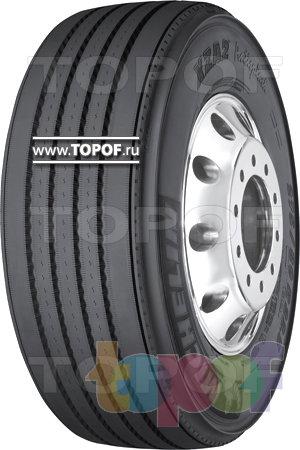 Шины Michelin XZA AntiSplash. Грузовая шина для рулевой оси