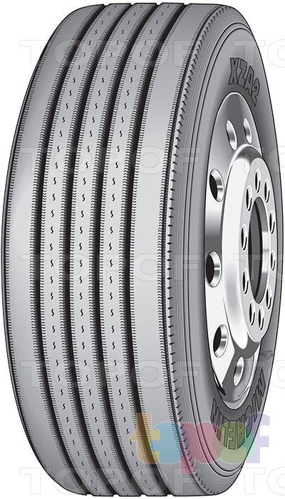 Шины Michelin XZA2. Дорожная шина для грузового автомобиля