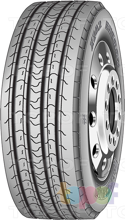 Шины Michelin XZA2 Energy