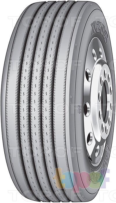 Шины Michelin XZA5. Изображение модели #1