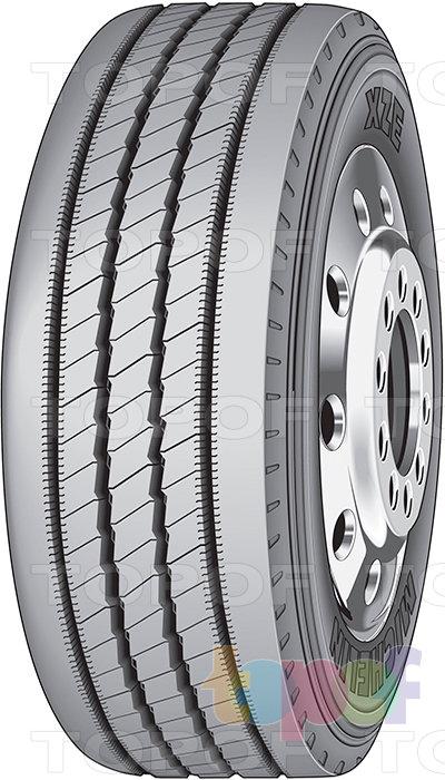Шины Michelin XZE