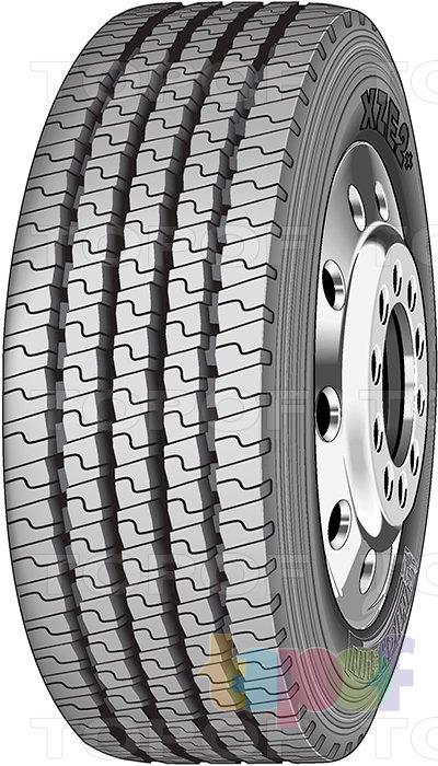 Шины Michelin XZE2+